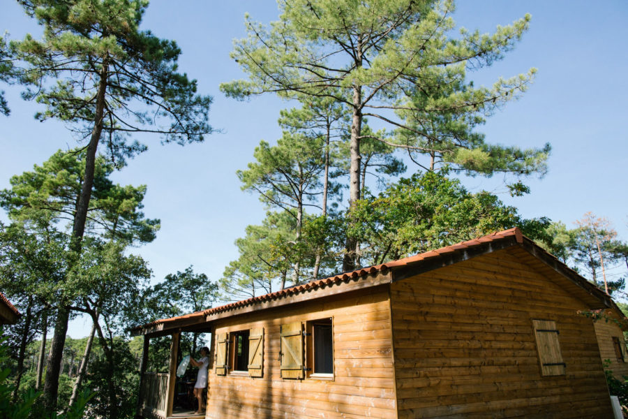 NATUREO wood cabin for a 100% Nature stay