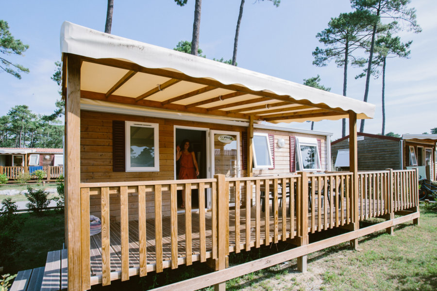 COSY mobile home 2 bedrooms