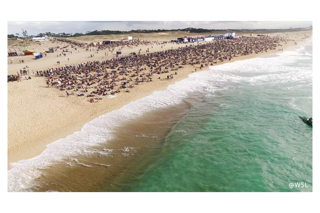 The Quiksilver Pro France